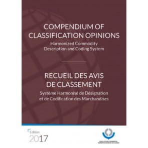Compendium of Classification Opinions